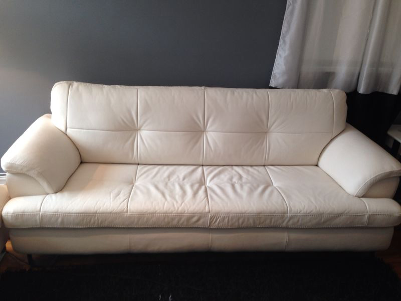 Leather Sofa Cleaning Everett